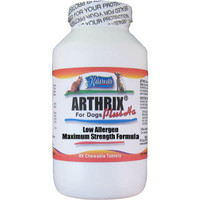 ARTHRIX Plus HA 90tabs - Chewable Joint Support Tablets for DOG