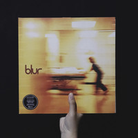 Blur - Self Titled (Vinyl/Piringan Hitam)