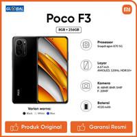 Xiaomi Poco F3 Smartphone (8/256GB) Garansi Resmi