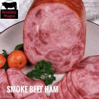 Smoked Beef Ham Daging Sapi Iris Asap 100gr