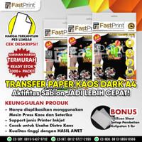 Transfer Paper Kaos Gelap A4 Taiwan