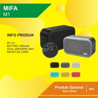 Xiaomi MiFa M1 Bluetooth Portable Speaker Cube