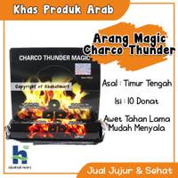 Arang Magic Charco Lite | Charcoal Briket Buhur