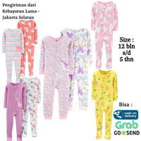 CARTERS Sleepsuit Bayi Laki Laki Perempuan 5 - Carter Baju Tidur Anak