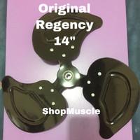 (Original) baling baling 14 kipas angin regency 14in inch Spare part