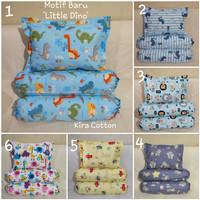 Sarung Bantal Guling Bayi 1 set (sarung saja) bahan lembut