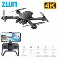 ZWN Falcon Quadcopter Drone R8 WiFi FPV Dual Camera 1080p - 1808