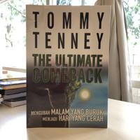 The Ultimate Comeback/Tommy Tenney/Buku Rohani Kristen/Buku Bekas