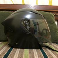FAST AGV K5 Jet Matte Black not arai shoei tsr nolan n44 n70 n40 ram 4