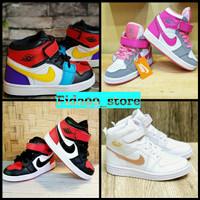Sepatu anak / Sneakers Anak/ NIKE AIR JORDAN HIGH / size 21-35