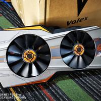 Heatsink Fan Asus ROG Matrix GTX 980ti 970 dll