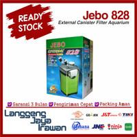 JEBO 828 External Canister Filter Aquarium Bio Chemical Pompa