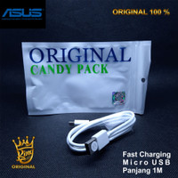 Kabel Data Asus Zefone Max Pro M1 Max Pro M2 2A Cable Original Putih