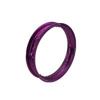 Velg Ring 14 215 type WM shape Black / Purple Merk Scarlet Racing - Ungu