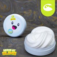 SERIKAT SLIME - High Quality Tofu Slime - SUPER DUPER STRETCHY!!