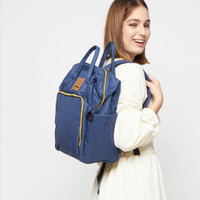 Papamama Diaper Bag Ransel - Tas Popok Bayi Ransel