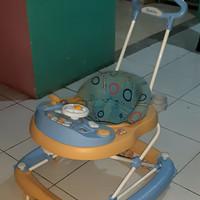 Baby walker bekas / second family 2121 (khusus gosend)