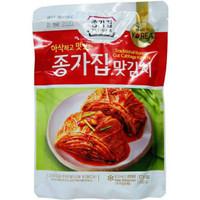 [HALAL] JONGGA Mat Kimchi Sawi Import Korea - Makanan Korea Impor