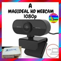Webcam Desktop PC Laptop Video Conference 1080P with Microphone