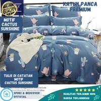 Selimut Bedcover Duvet Cover Quilt Cover Katun Original
