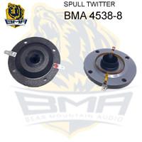 Spull Twitter BMA 4538-8 / Spul Spool Voice Coil Tweeter Tweter 4538-8