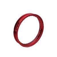 Velg Ring 14 185 type WR shape Merk Scarlet Racing - Merah