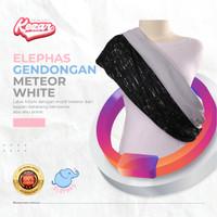 GENDONGAN BAYI PREMIUM ELEPHAS METEOR WHITE | GENDONGAN BAYI - M 51 - 65 Kg