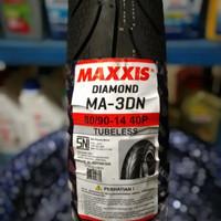 Ban Luar Motor Maxxis 80/90-14 M/C 40P MA3DN Diamond Tubeless