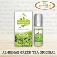 PARFUM AL REHAB GREEN TEA ORIGINAL 6ml