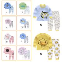0-6thn Setelan Lengan Panjang /Set Baju Tidur Bayi / Baju Tidur Part 2