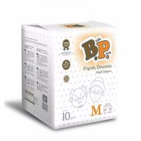 BP BULK PACK ADULT DIAPERS POPOK DEWASA PEREKAT M 10