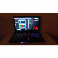 MSI Apache Pro Core i7 Keyboard RGB VGA Nvidia GTX860 SSD Laptop Gamin