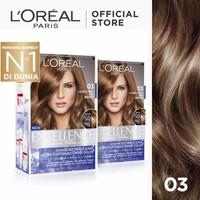 L'Oreal Paris Excellence Fashion Ultra Light - no 03 Ash brown