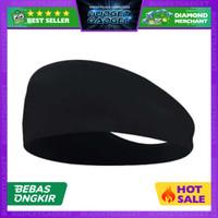 HappySport Bandana Headband Olahraga Elastic Sport Hairbands - XY109