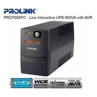 PROLINK PRO 700 V (AVR) | UPS PROLINK 650 VA