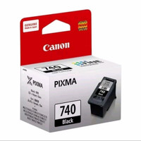 Tinta cartridge Canon 740 black original