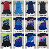 Jersey Setelan Baju Anak Badminton/ Bulutangkis Kids