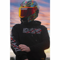 HOODIE HSTEAMRIDER   DONT CARE FOR WHAT PEOPLE SAY V3   LIMITED EDITIO