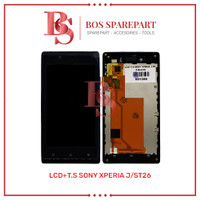 LCD TOUCHSCREEN SONY XPERIA J / ST26