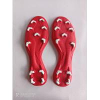 Outsole Nike Mercurial Red White Sol Sole Alas Sepatu Bola Sepakbola