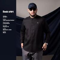 Baju Shirt Basic Panjang Samase