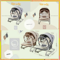 ayunan bayi / Bouncer BabyElle Miracle Rocker Original / babyelle ORI