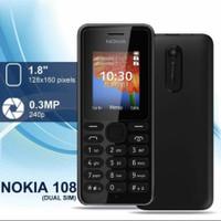 HP HAPE NOKIA 108 DUAL SIM HANDPHONE JADUL MURAH KAMERA MUSIK MURAH