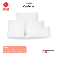 Bantal Sofa Insert Long Pillow Microtex 50 x 100