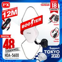 Antena Digital TV Indoor outdoor Px Hda-5600 seperti hda 5000 hda5000