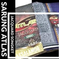 Sarung Tenun Atlas Jacquard Songket Super Original 100 %