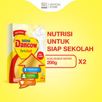 Nestle DANCOW FortiGro Susu Bubuk Susu Anak Full Cream 200x2pcs