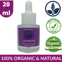 Tree Of Beauty Lavender Essential Oil Aroma Theraphy Therapeutic Grade
