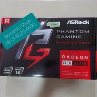 Vga Asrock Phantom Gaming RX570 4GB DDR5