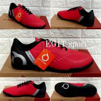 SEPATU FUTSAL ORTUS GRADE ORI - Red Black, 38